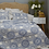 Thumbnail: Ashley 100% Cotton Coverlet Bedspread Bedcover Set