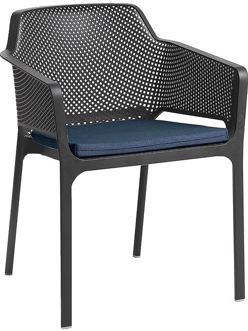 Net outdoor armchairs ( set of 2 )