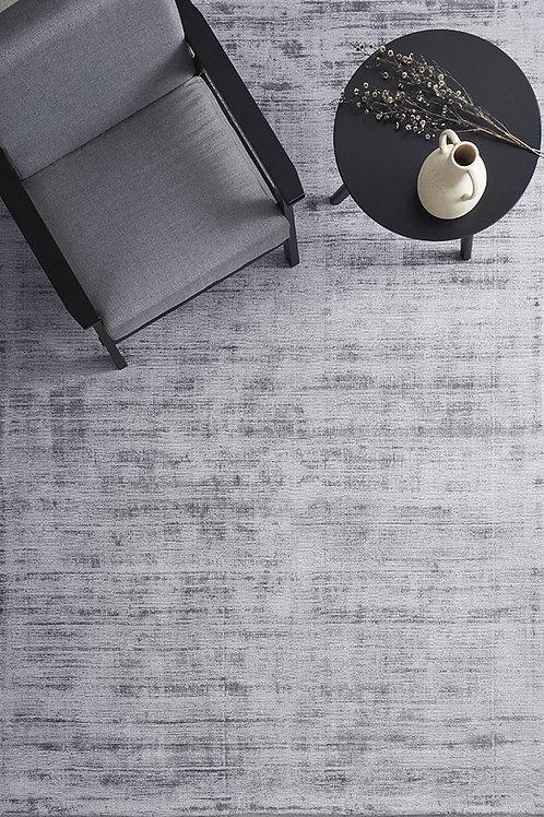 Bliss Floor Rug Colour Grey 225cm x 155cm