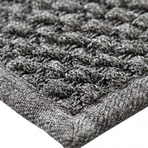 Bistro Outdoor Rug - Charcoal