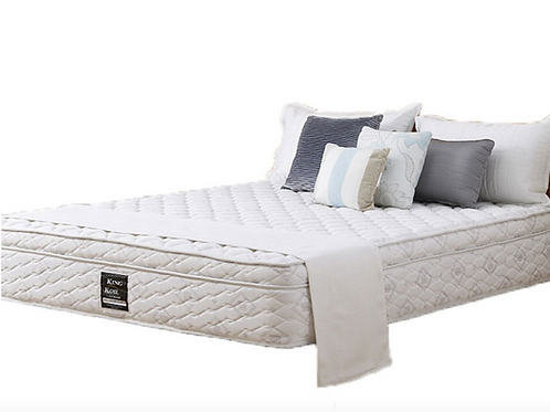 King Koil Hotel Supreme pillow-top mattress
