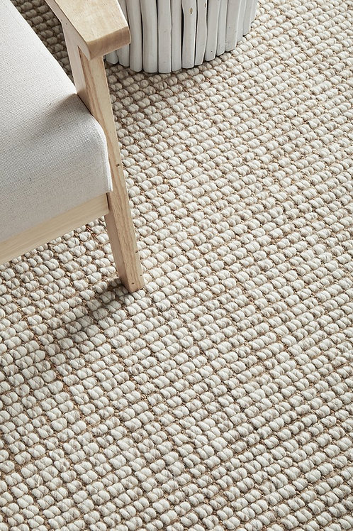 Arabella Floor Rug Colour Natural