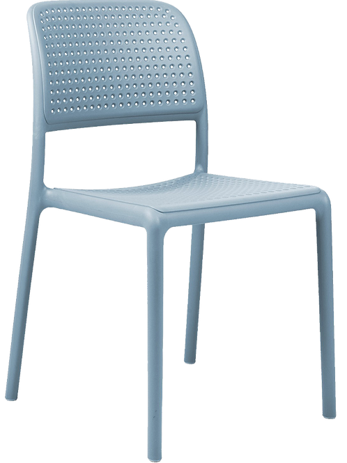 Bora outdoor side chairs (set of 4)