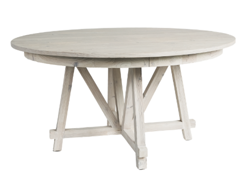 Nook round dining table