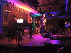 Midnight Riffstress at 54 Below