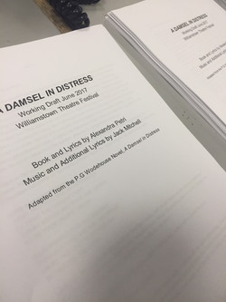 DAMSEL Reading