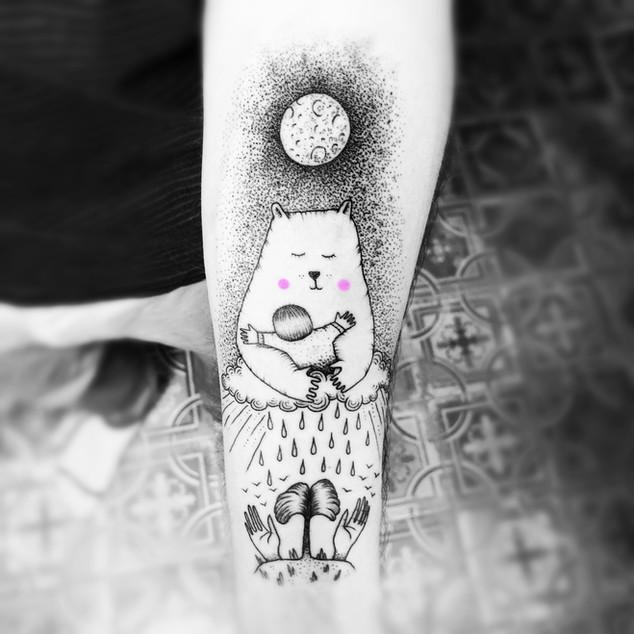 Frederic Agid-tatouage-mere-fils-ours.jpg