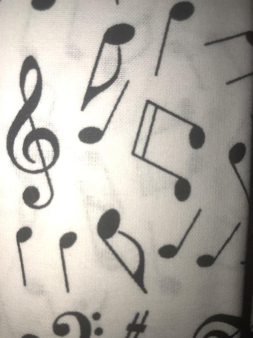 Music Notes (black)