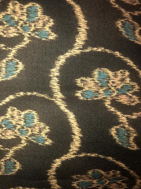Brown/Blue swirl