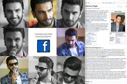work spotted - Ranveer Singh