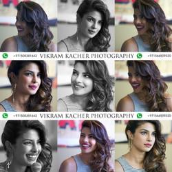 Priyanka Chopra - Work Spotted