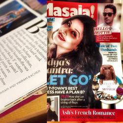 Masala Magazine - Spotted