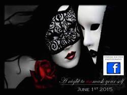 Masquerade private party - NANDA'S