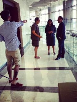 BSI Corporate shoot