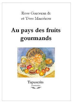 coverture du livre de cuisine de Yves marcerou