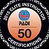 PADI Elite Instructor_50_2015