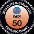PADI Elite Instructor_50_2016