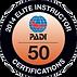 PADI Elite Instructor_50_2014