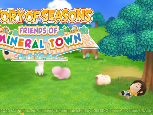 Story of Seasons: Friends of Mineral Town (Nintendo Switch) Preview