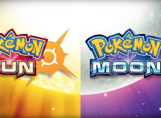 Pokémon Sun and Moon (3DS)