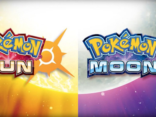 Pokémon Sun and Moon (3DS)