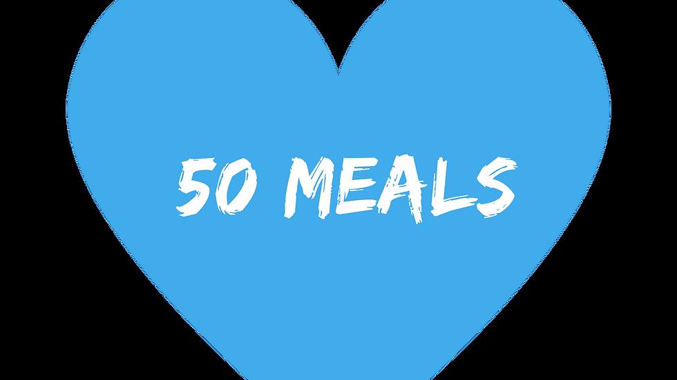 50 Meals