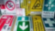 cartellonistica di sicurezza, dvieto, sicurezza nei luoghi di lavoro, sul lavoro, sicurezza alimentare HACCP, DVR, antinfortunistica a Prato, Firenze, Trento, Bologna, Isola d'Elba