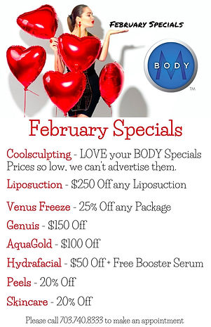 Coolsculpting - LOVE your BODY Specials