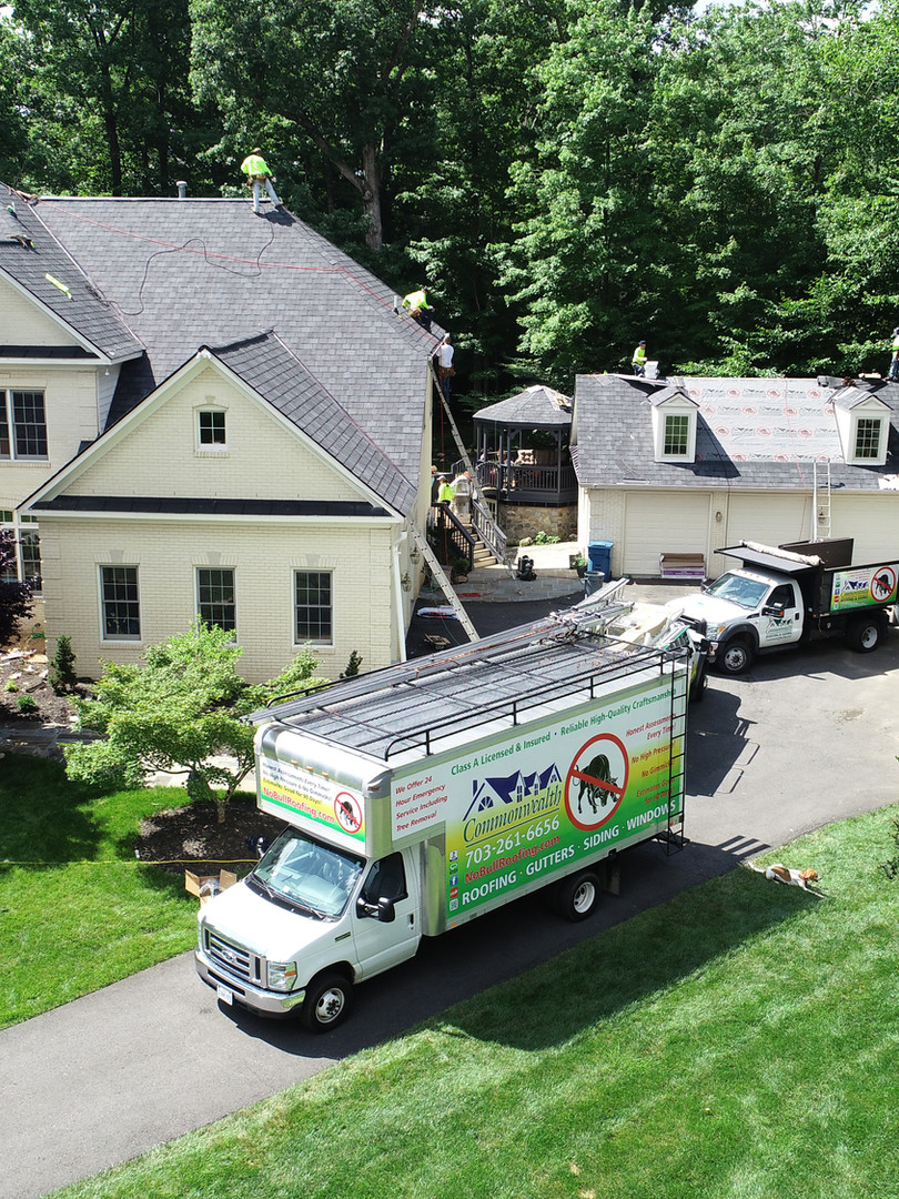 Commonwealth Roofing & Siding