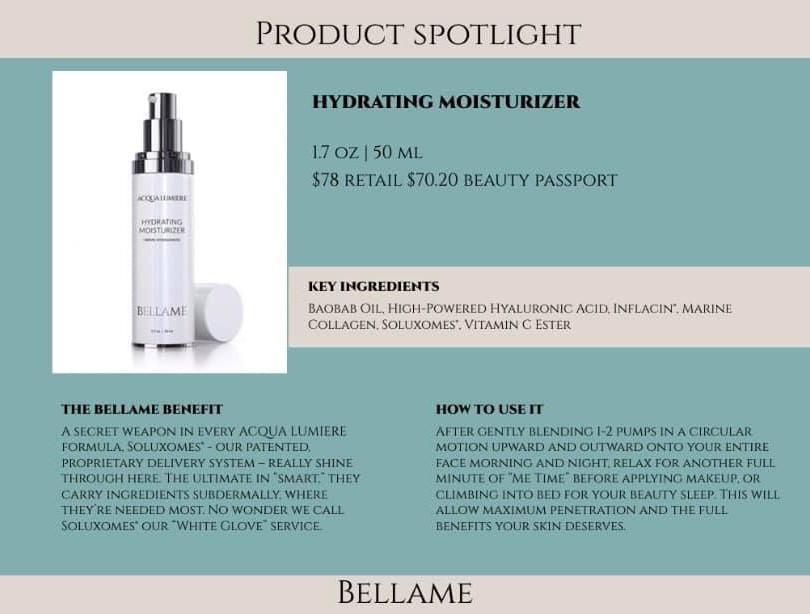 Bellame Luxury Skincare & Cosmetics