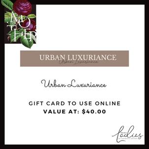 Urban Luxuriance