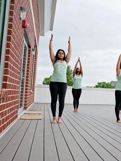 Shakti aerial yoga dance