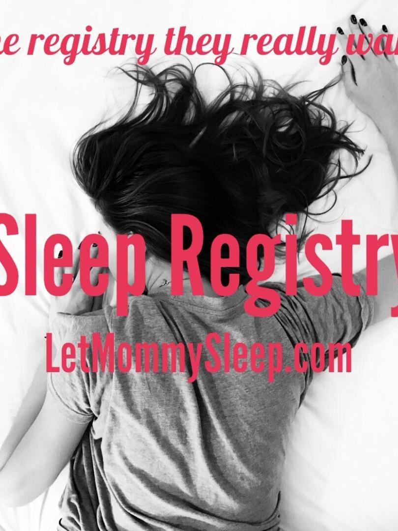 Let Mommy Sleep of Loudoun County