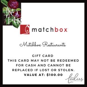 Matchbox Restaurants