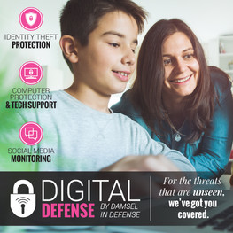Damsel in Defense - Jennifer Hilt