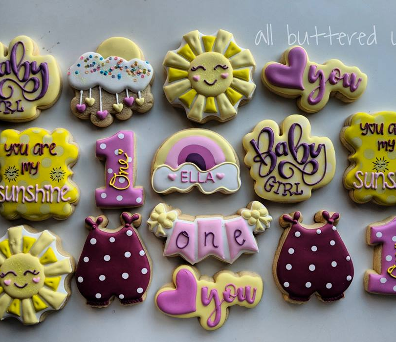 All Buttered Up Bakery