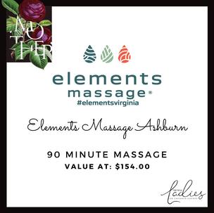 Elements Massage Ashburn