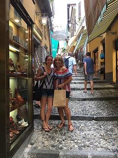 Donna & Angela Lake Como - Bellagio, Ita