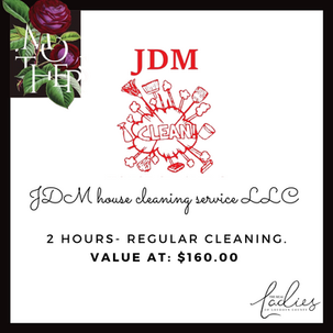 JDM house cleaning service LLC