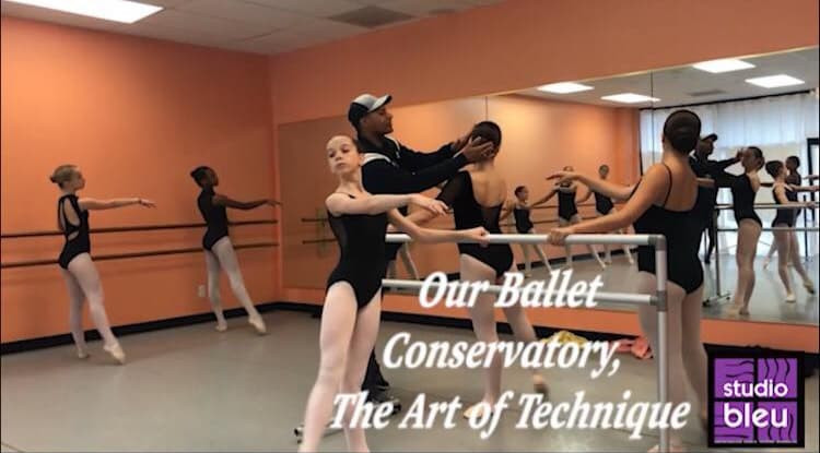 Studio Bleu Dance Center