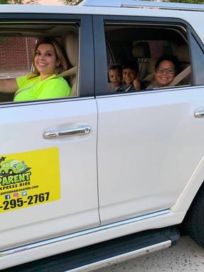 Parent Express Ride
