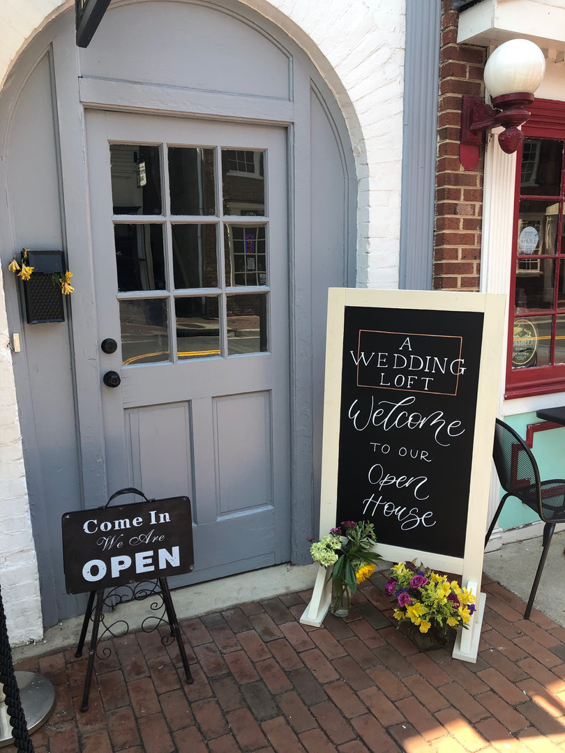 A Wedding Loft