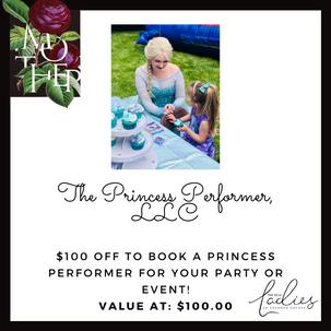 The Princess Performer, LLC