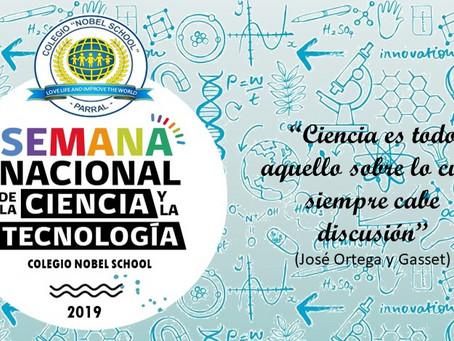 Semana de la Ciencia, la Tecnología y las  Matemáticas