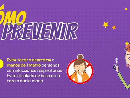 2. Medidas de Prevención contra el Coronavirus