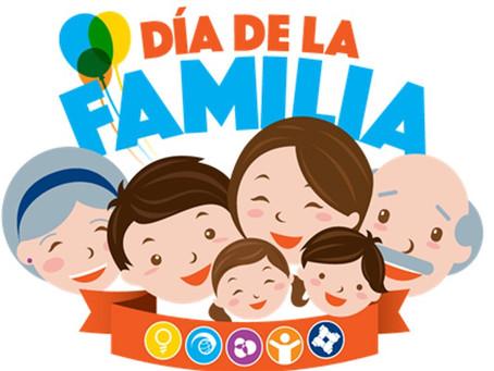 ¡Feliz día a todas las familias!