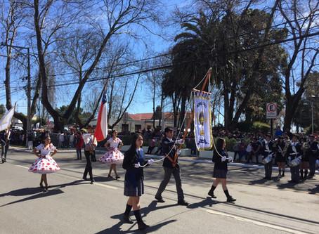 Desfile de Fiestas Patrias