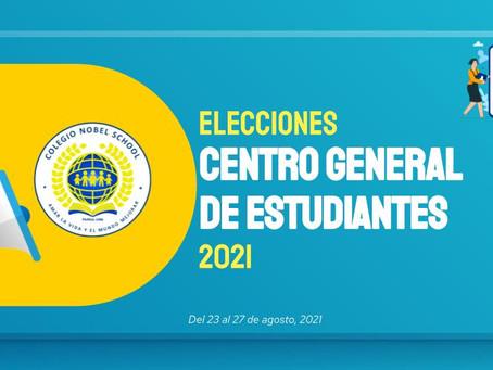 Listas participantes para el CGE 2021-22