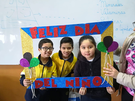 Día del niño en el Nobel School