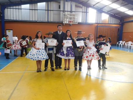 32° Campeonato Interno de Cueca
